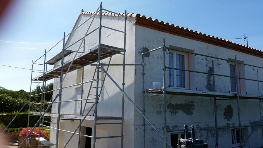 matériel ravalement de façade